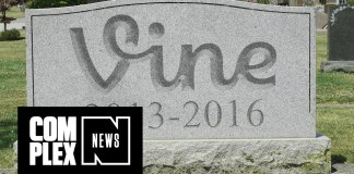 vine shutting down