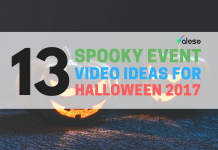 video ideas for halloween