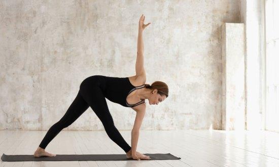 yoga bajar kilos