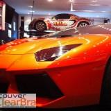 Lamborghini Aventador Clear Bra Xpel