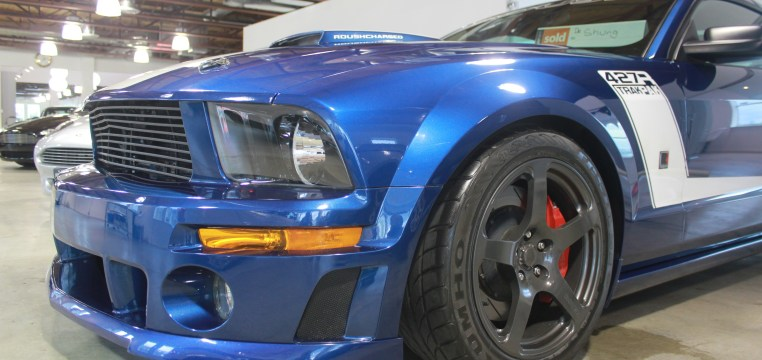 Clear Bra Clear Car Bra 3M Clear Bra Vancouver ClearBra Mustang Roush 427 TrakPak