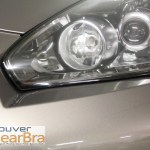 Nissan GTR Clear Bra Vent Trim Xpel