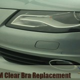 Audi S4 3M Clear Bra Removal Xpel