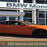 BMW Moncton Clear Bra Coverage