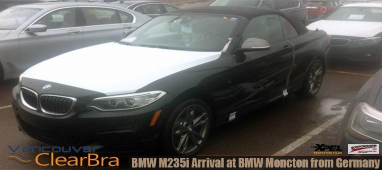 BMW M235i Arrived BMW Moncton