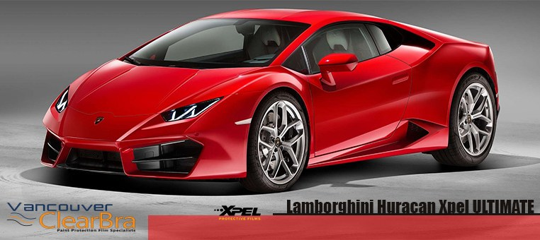 Lamborghini Huracan Xpel ULTIMATE