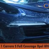 Porsche 911 Carrera S Xpel Ultimate Clear Bra