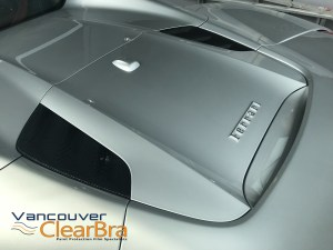 Vancouver Ferrari 488 Xpel Ultimate Plus Clear Bra