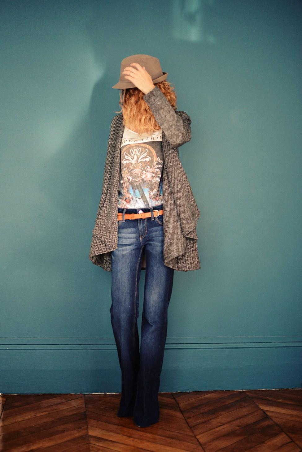 patron veste femme - couture