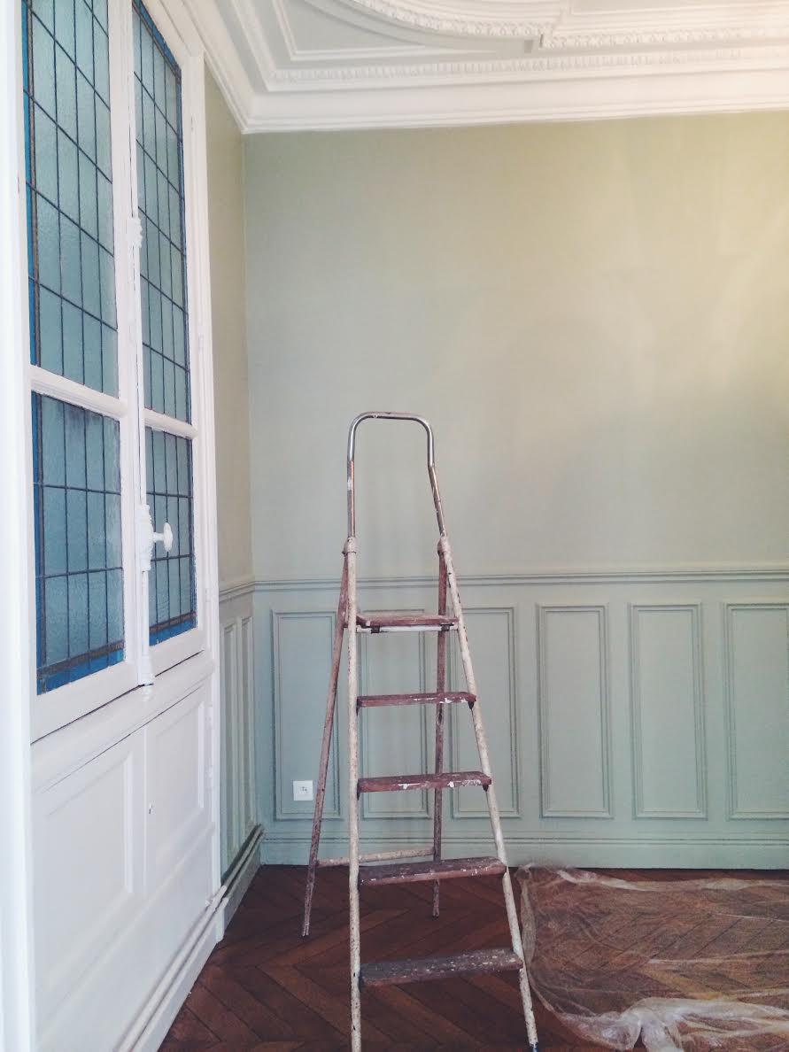 idées deco peinture mur