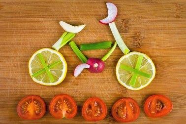 Recept voor wielrenners