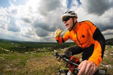 Ideale etenstijd voor wielrenners