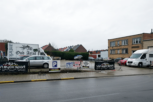 parking van eyck sport