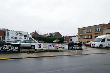 Extra parking tijdens werken Gentsesteenweg in Aalst