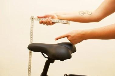 Jouw fietsmaat berekenen