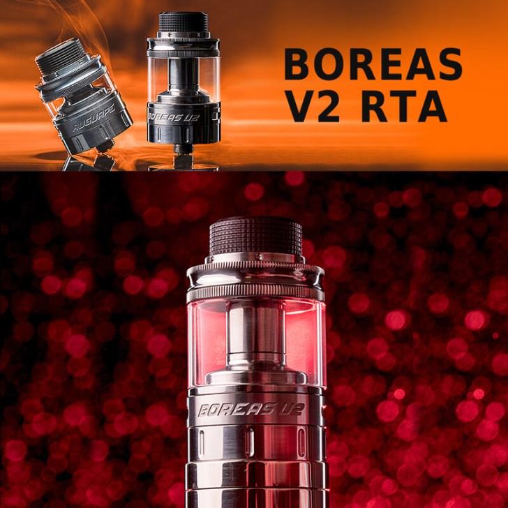Augvape Boreas v2 RTA