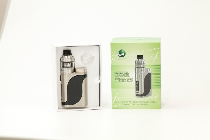 istick pico 25 kit package 3