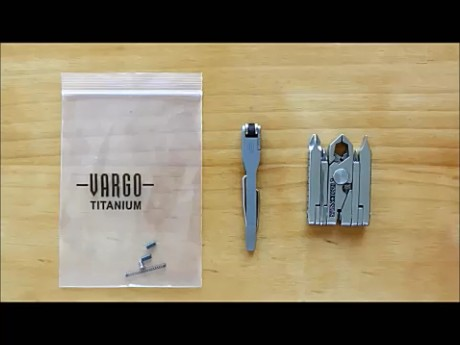 Vargo Flint Lighter Replacement Video