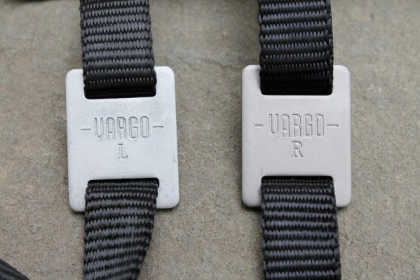 Updated Titanium Side Buckles on Pocket Cleats™