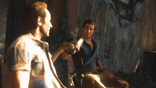 In Uncharted 4 ist man - im Gegensatz zu Rise of the Tomb Raider - öfter mit anderen zusammen als allein unterwegs.