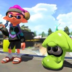 Splatoon 2 Inkling and Squid