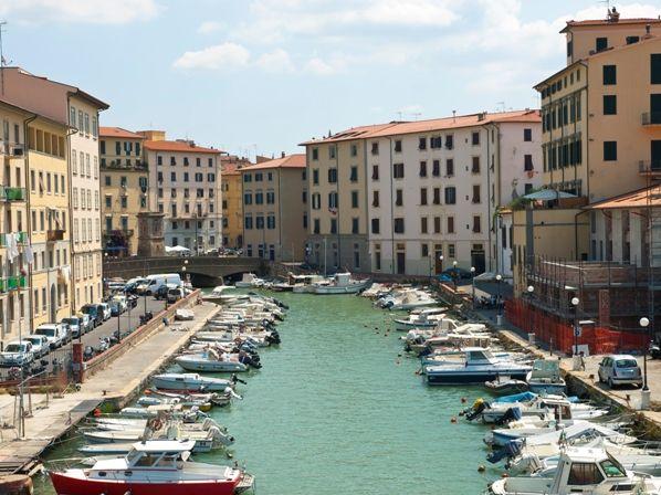 Canales de Livorno