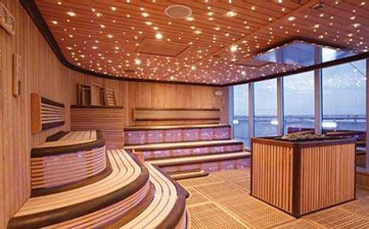 Sauna Costa Cruceros