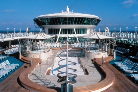 Royal Caribbean busca familia española para inaugurar el Allure of the Seas