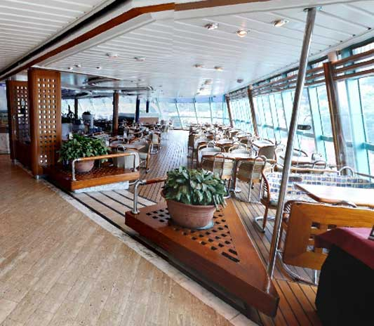 Crucero Empress