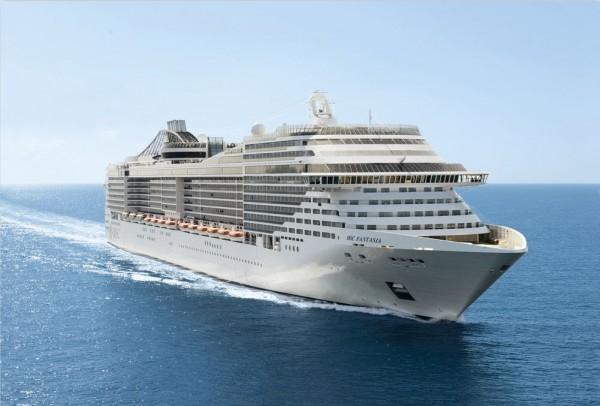 Cruceros MSC Fantasia