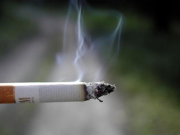 fumar en un crucero