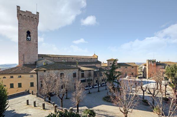 La catedral de San Miniato