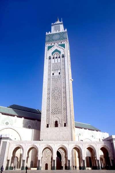 The-Mosque-of-Hassan-II-in-Casablanca