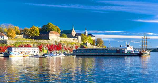 Fortaleza Akershus Oslo Vayacruceros