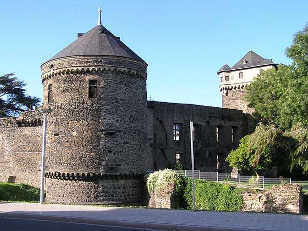 Torre circular de Andernach