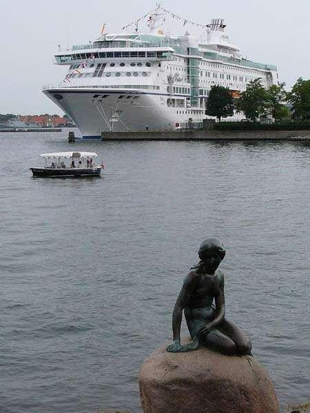Crucero en Copenhague