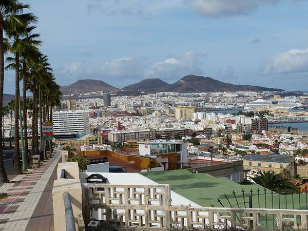 Crucero desde Las Palmas de Gran Canaria
