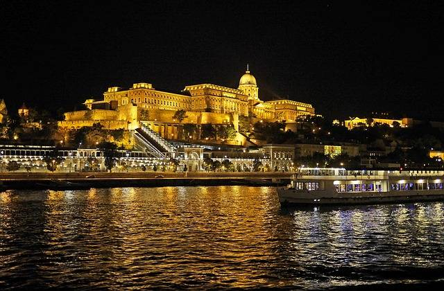 Crucero en Budapest