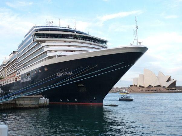 Crucero en Sidney