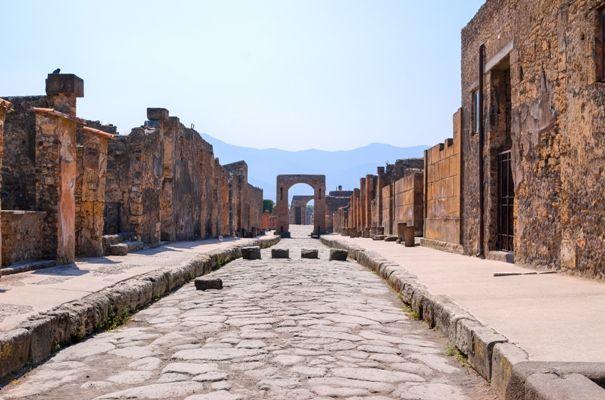 Pompeya excursion desde Napoles