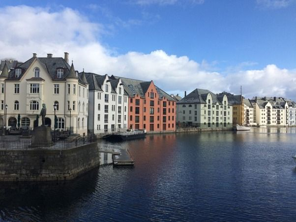 Alesund Noruega - que ver
