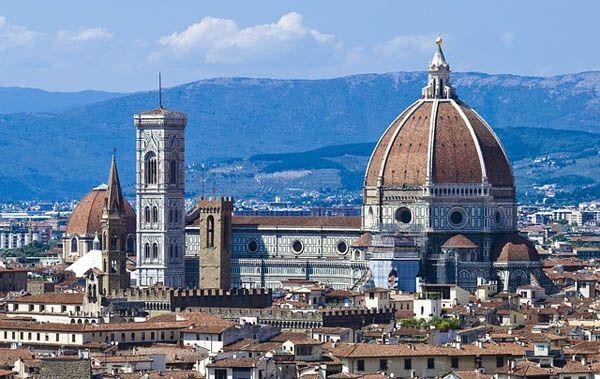 Florencia vistas