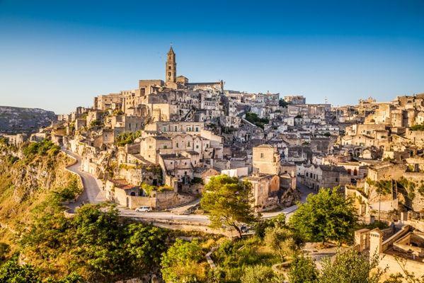 Matera - excursión desde Bari