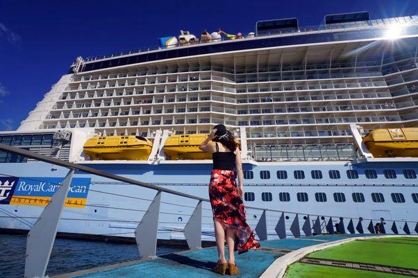 Viajar con Royal Caribbean