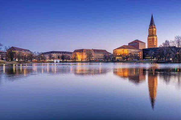 Vistas de Kiel