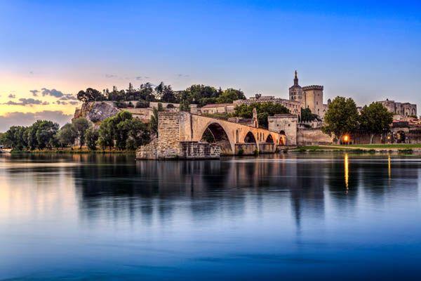 Avignon Francia