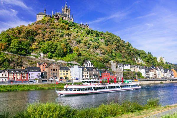 Crucero por el Rin