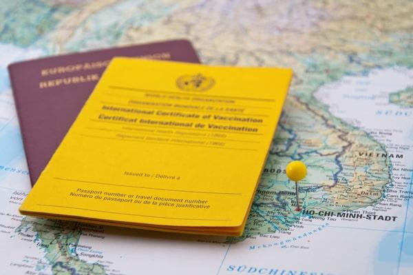 Documentos necesarios para hacer un crucero