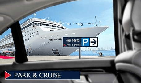 park and cruise MSC