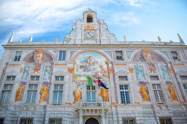 Palacio de San Giorgio genova